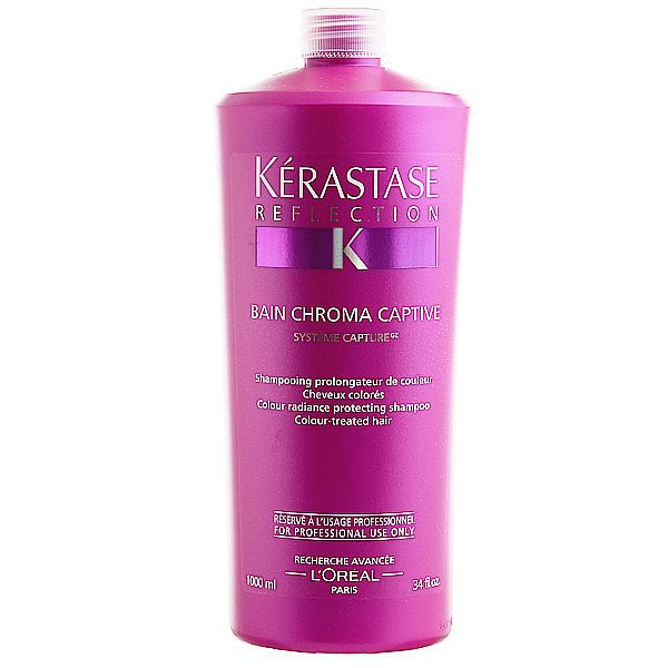 K rastase reflection bain chroma captive protecting for Kerastase reflection bain miroir 1 shampoo
