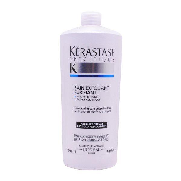 K rastase specifique bain purifiant anti dandruff for Kerastase bain miroir 1 vs 2